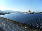 太陽光発電施工例:サンキューケン社屋(11kw)