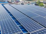 太陽光発電施工例:N社様