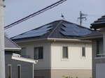 太陽光発電システム施工例:(A様邸他)