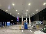 LED照明導入例(柴田石油様・ガソリンスタンド)